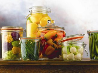 The History and Health Benefits of Fermented Food