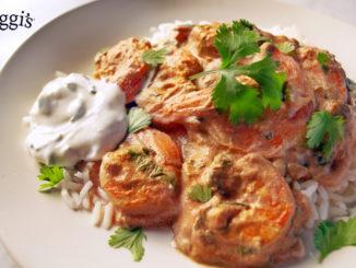 Tandoori Shrimp Bowls