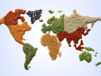 Celebrate National Nutrition Month with International Cuisine