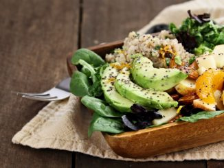 Put your Best Fork Forward with Vegetarian Nutrition Choices