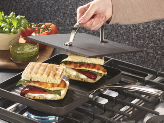 Up Your Sandwich Game with a Cordless Panini Press