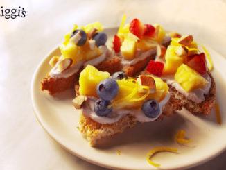 Berry Breakfast Bites
