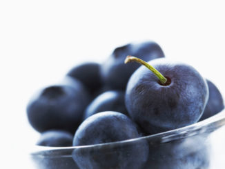 Celebrate Blueberries with Summertime Blueberry Salsa
