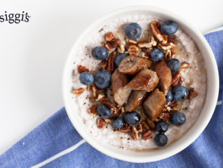 Blueberry Grits