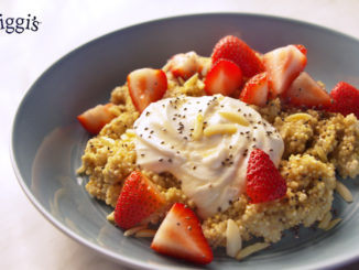 Honey Vanilla Breakfast Bowl