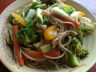 Chinese Five-Spice Noodles