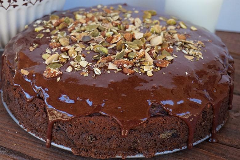 Claim Jumper Whole Chocolate Cake