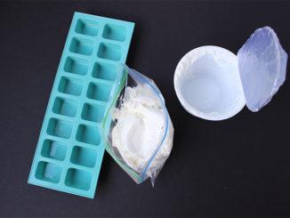Kitchen Hack: Freeze Soon-to-Expire Yogurt in Ice Trays