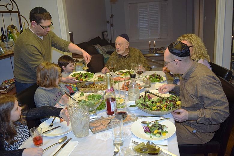 My Gluten Free Vegetarian Passover Menu Food