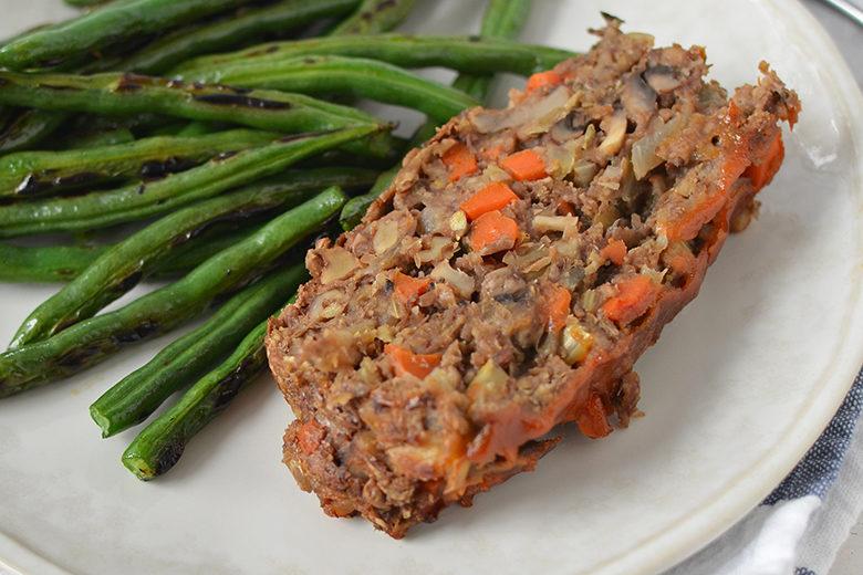 The Vegan Lentil Loaf Even Omnivores Will Like - Food & Nutrition Magazine