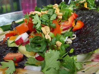 Nori Veggie Wraps