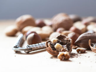 Go Nuts! But Consider Portion Size, Too