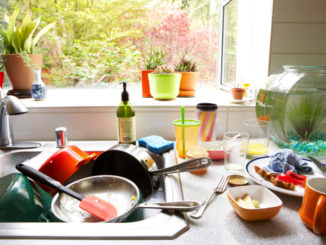 10 Tips for Minimizing After-Meal Cleanup