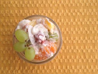 Vegan Ambrosia Salad