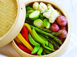 Bamboo Steamers: Steamed Food Made Fabulous