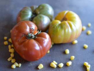Falling in Love with Tomatoes