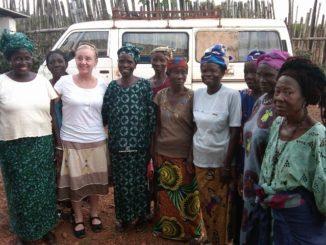 Lynne R Nachtrieb: Holistic Health in Africa