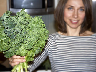 Massaged Kale Salad with Variations