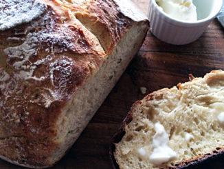 Bake Fresh Sourdough Bread at Home