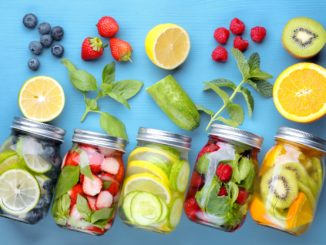 Stay Hydrated with Your Own Infused Water Concoctions