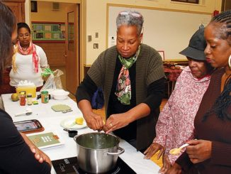 African Heritage Cooking Classes Connect Present with the Past