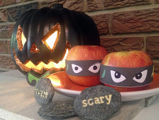 Healthy Halloween Snacks for the Classroom