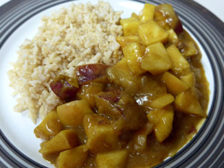Japanese Apple Curry