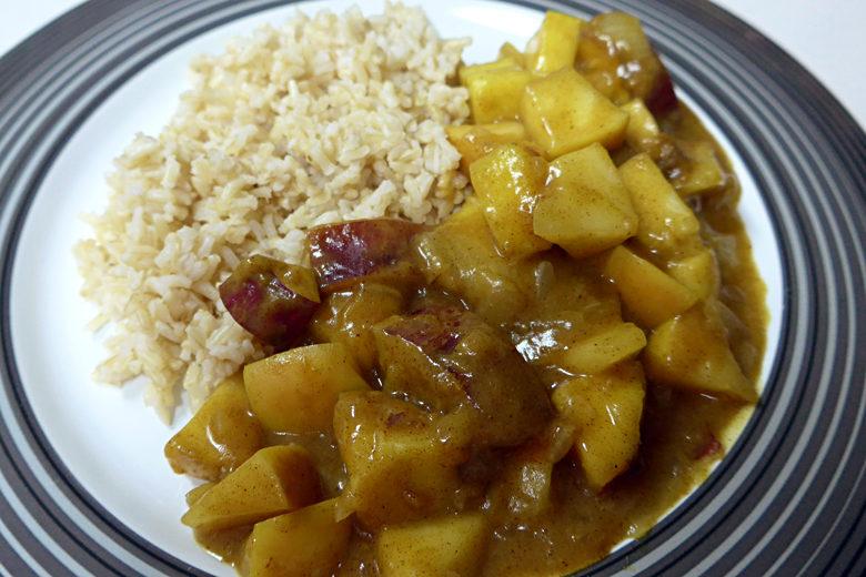 Japanese Apple Curry - Food & Nutrition Magazine