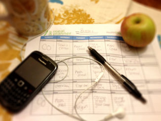 Food Planning for Busy Weeks
