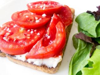 """""""True Tomato"""" Sandwich"""