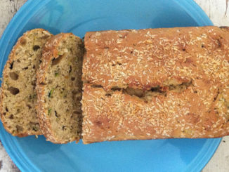 Coconut Carrot-Zucchini Bread for Your Summer Harvest