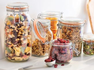 Clamp-Lid Jars: Food Storage Comes in All Shapes and Sizes