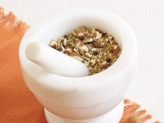 Mortar and Pestle: Old School Kitchen Tool