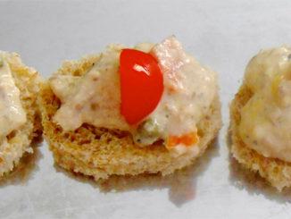 Mediterranean Sardine Spread Recipe