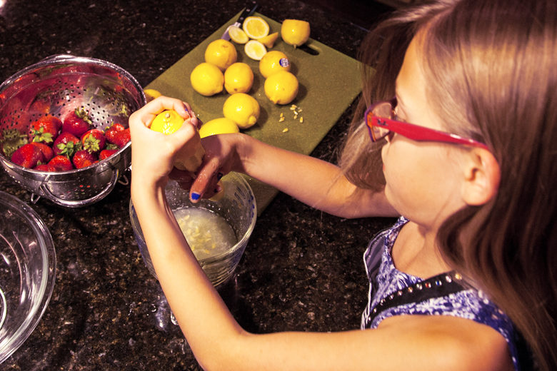 Farmers Market Recipe Challenge for Kids - Food & Nutrition Magazine