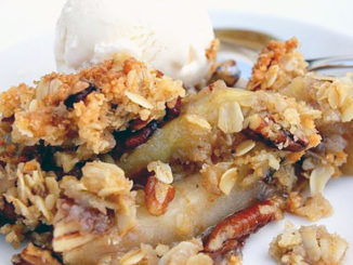 Gluten-free Apple Crisp for the Holidays