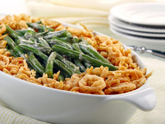 Green Bean Casserole: Traditions Old and New
