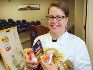 Julie Fromm: Teaching Healthy Eating Skills to Detroit Residents eating
