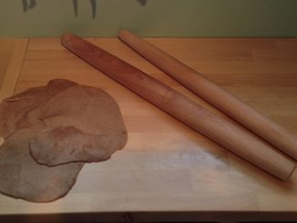 A Rolling Pin Made for Whole-Wheat Tortillas