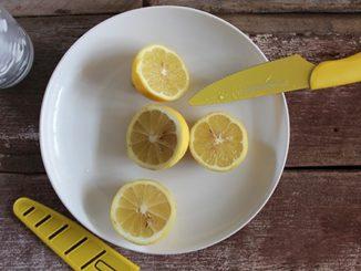 A Knife Made for Sparkling Lemonade