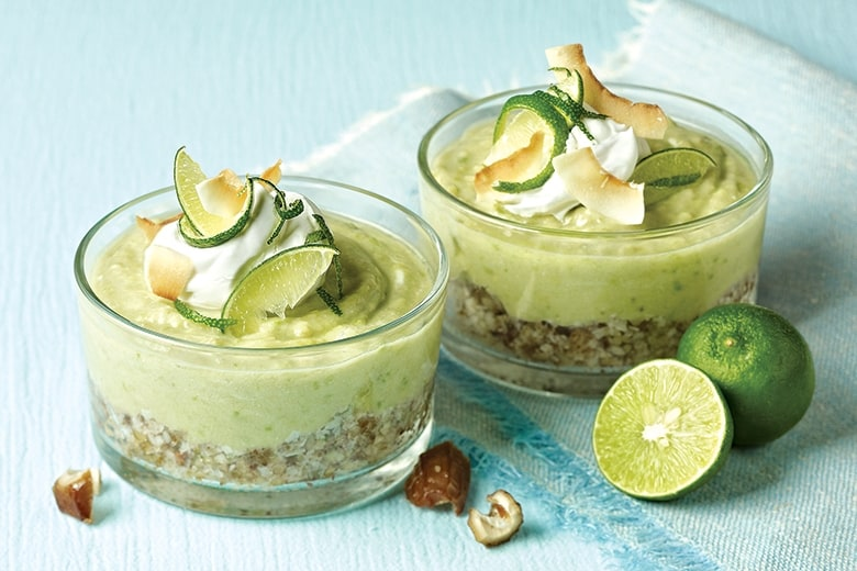 Key Lime Mousse Food Amp Nutrition Magazine