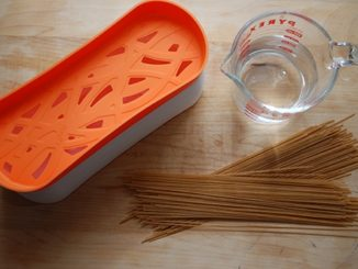 Cooked Pasta at the Touch of a Button