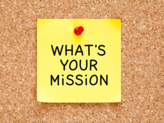 Craft a Mission Statement to Stay True to Your Goals
