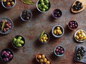 Olives are Mediterranean Marvels