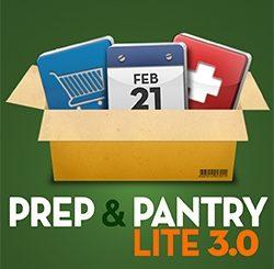 Prep & Pantry Lite (Version 3.4.01)