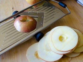 Perfectly Thin Fruit Is Key for Cinnamon-Apple Chips