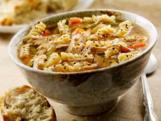 Ring in the New Year With Nutritious and Delicious Soup