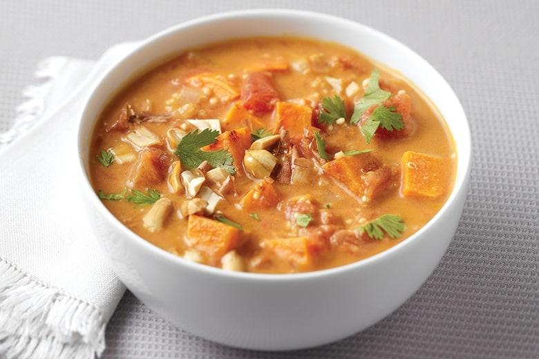 African Peanut Soup - Food & Nutrition Magazine