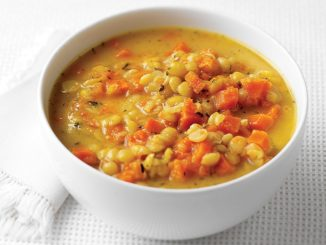 Swedish Split Pea Soup