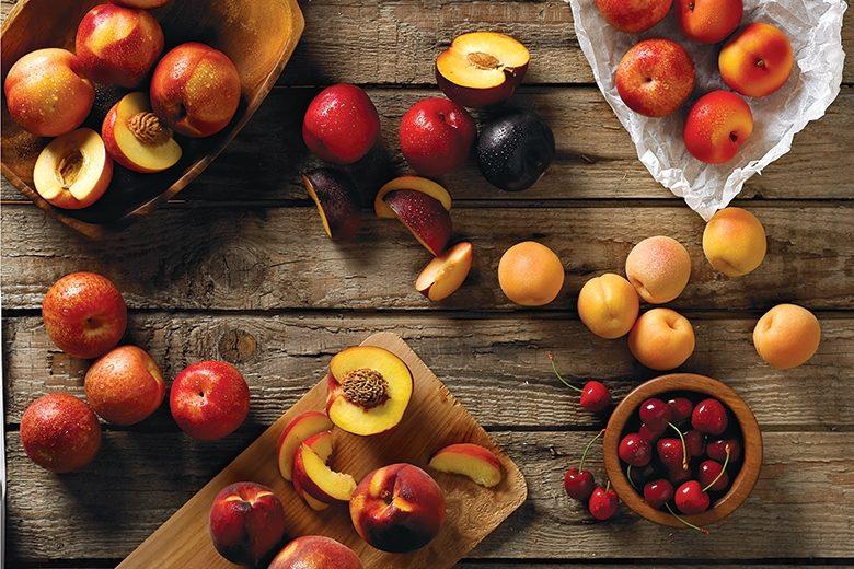 Видове плодове с костилки.